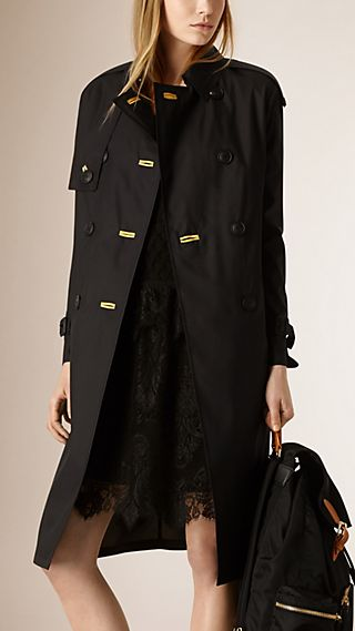 Le trench-coat léger