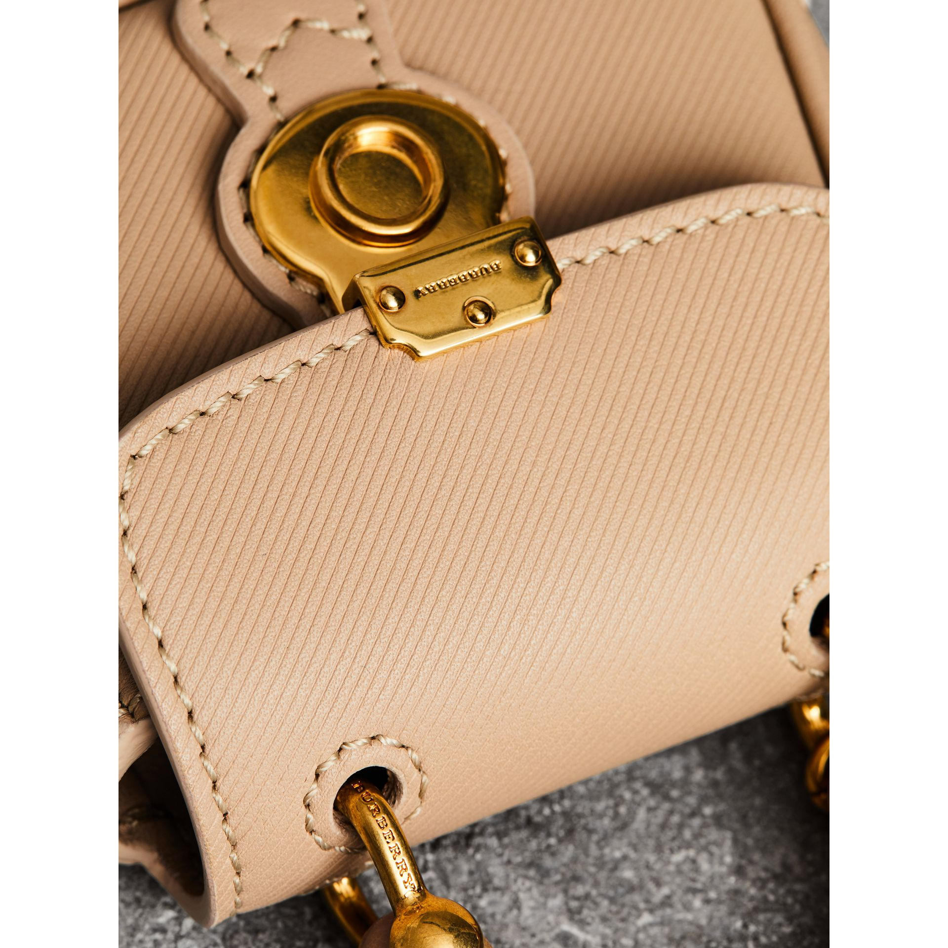 The DK88 Charm in Honey/ochre Yellow | Burberry - gallery image 1
