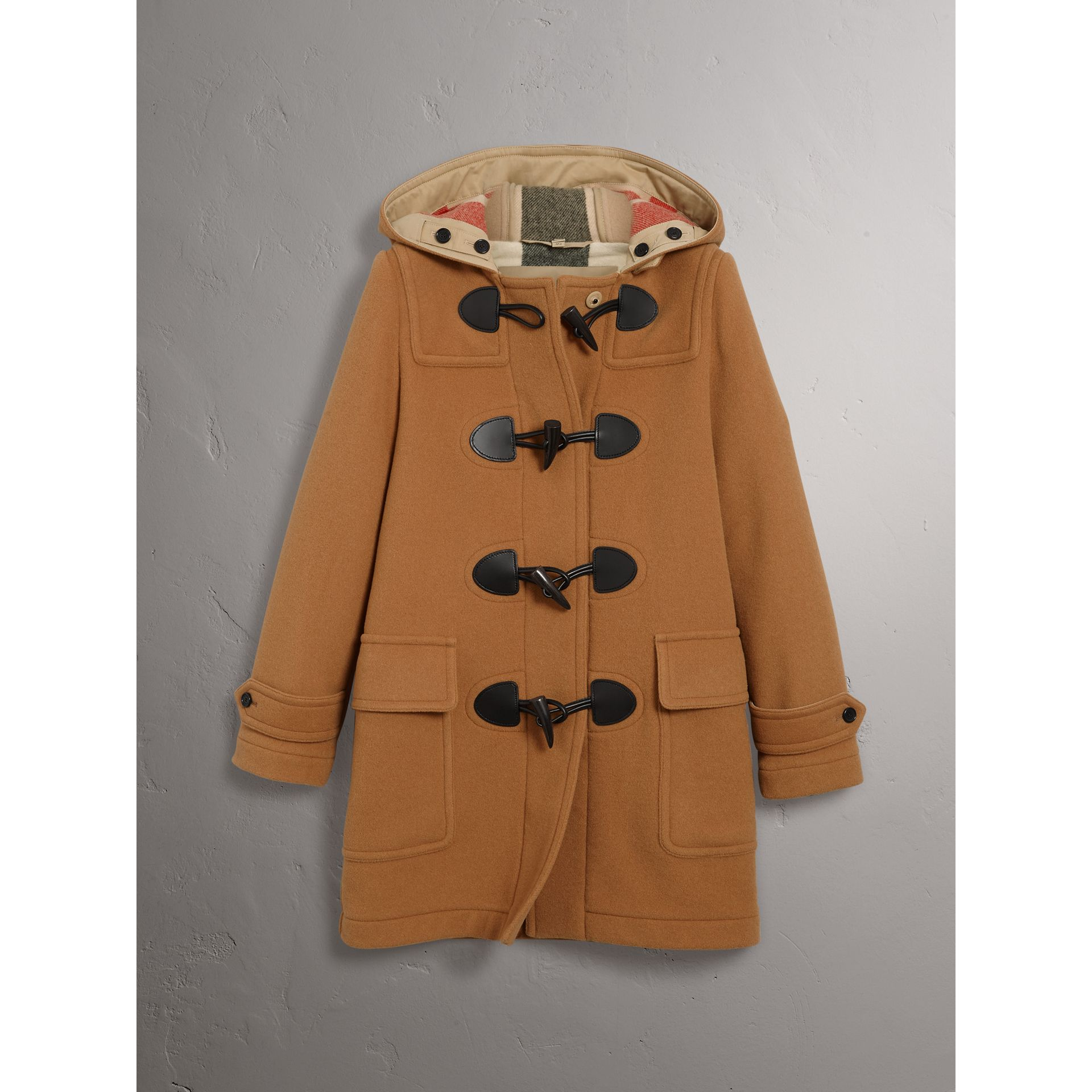 Duffle-coat The Mersey (Camel Moyen) - Femme | Burberry - photo de la galerie 3