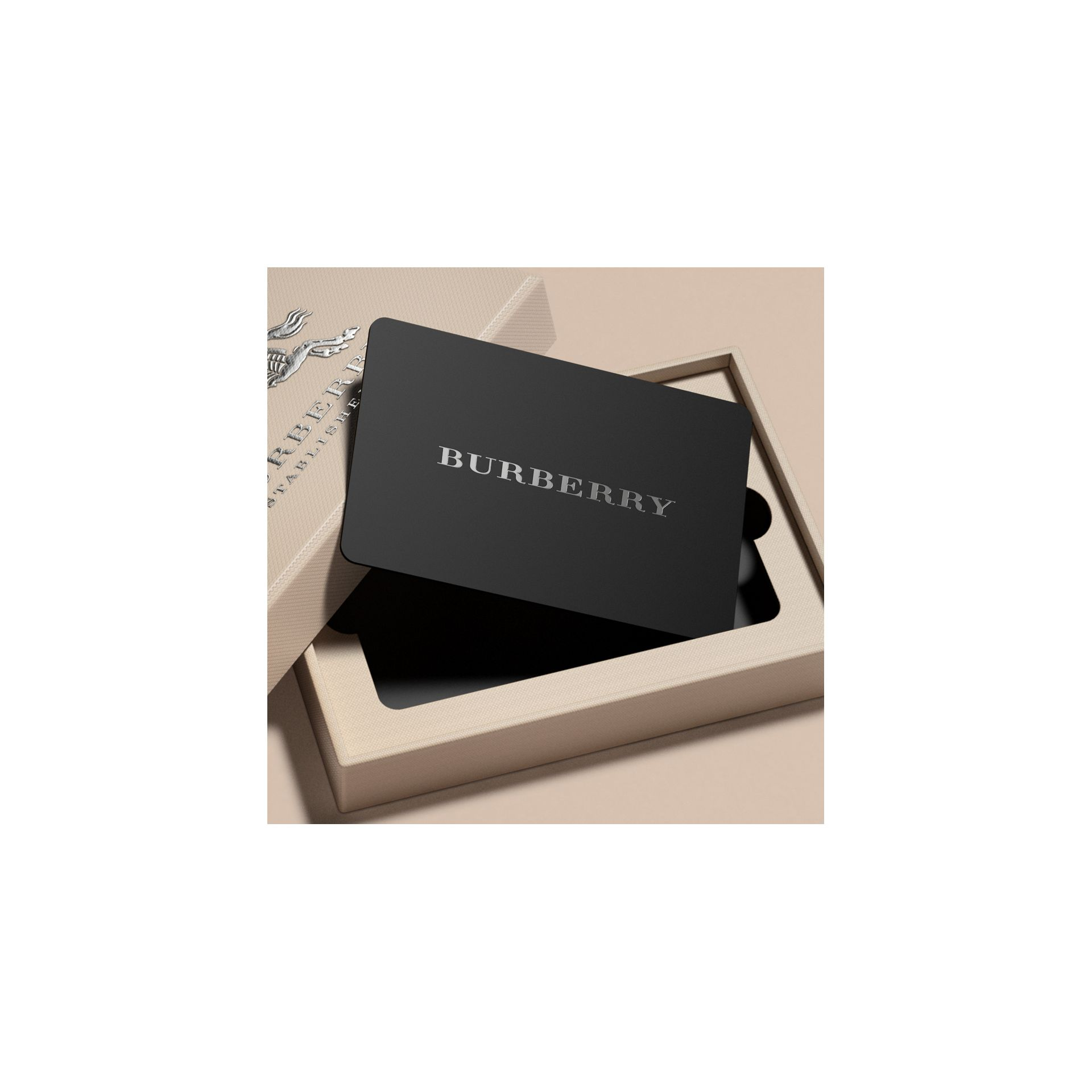 Burberry Gift Card - gallery image 2