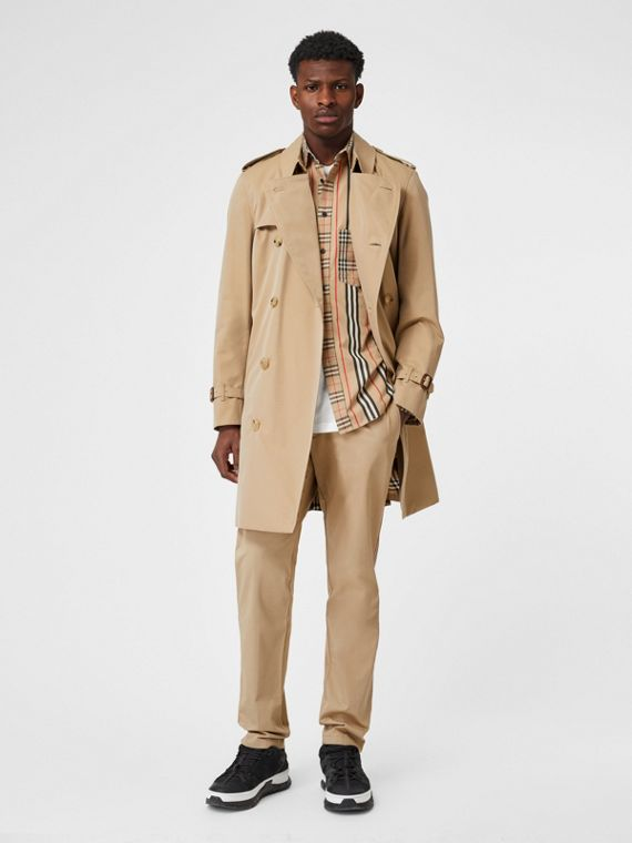 Trench coat Heritage The Chelsea (Miele)