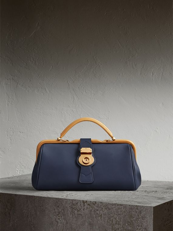The DK88 Bowling Bag in Ink Blue