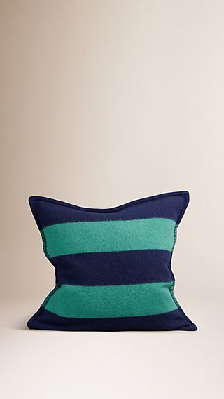 Wool Cashmere Blend Cushion Cover