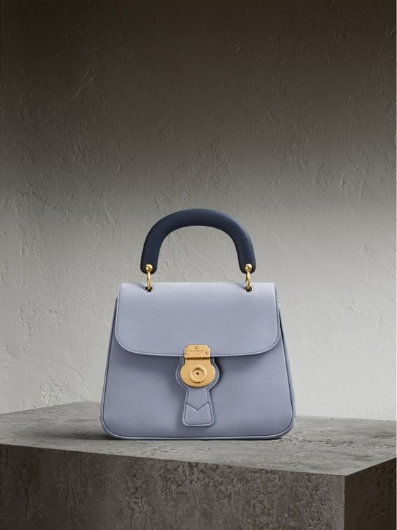 The Medium DK88 Top Handle Bag Slate Blue