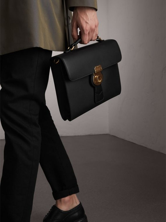 The DK88 Document Case in Black/black - Men | Burberry - cell image 3