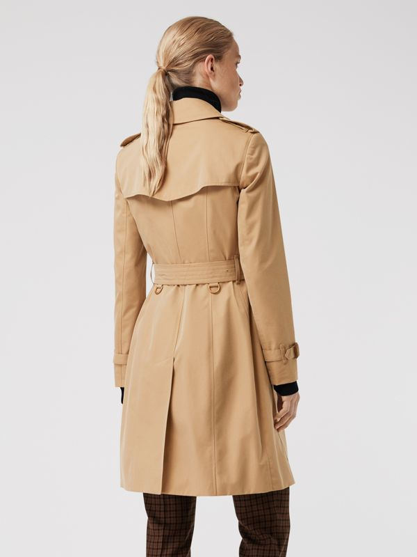 Trench coat Heritage The Chelsea (Miele) - Donna | Burberry - cell image 2