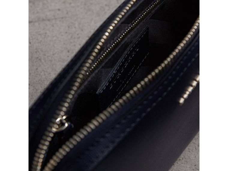 Pochette in pelle London (Navy Scuro) - Uomo | Burberry - cell image 4