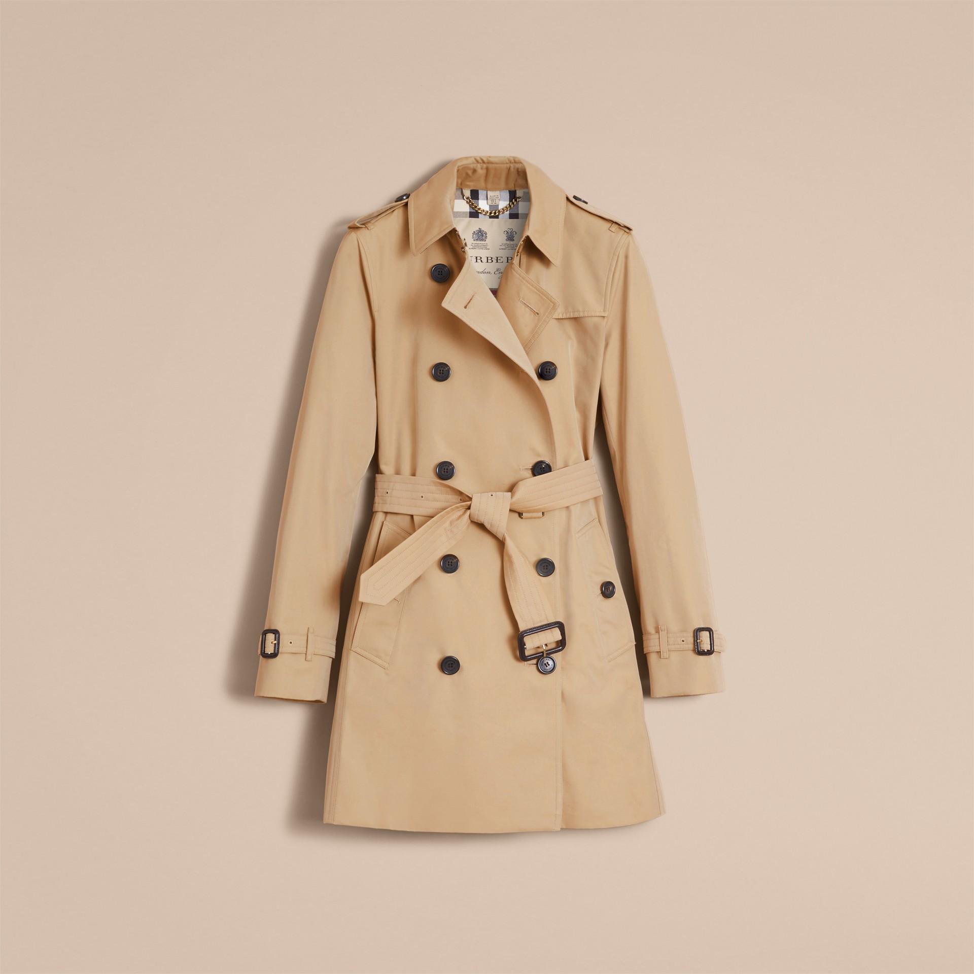 Mel The Kensington – Trench coat Heritage médio Mel - galeria de imagens 5