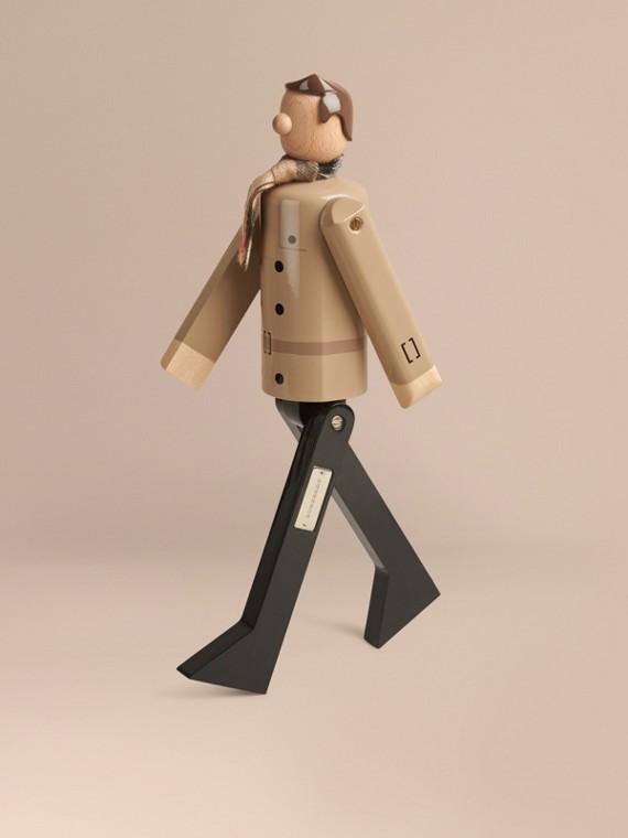 Marionnette en bois à l'effigie de MrTrench en édition limitée