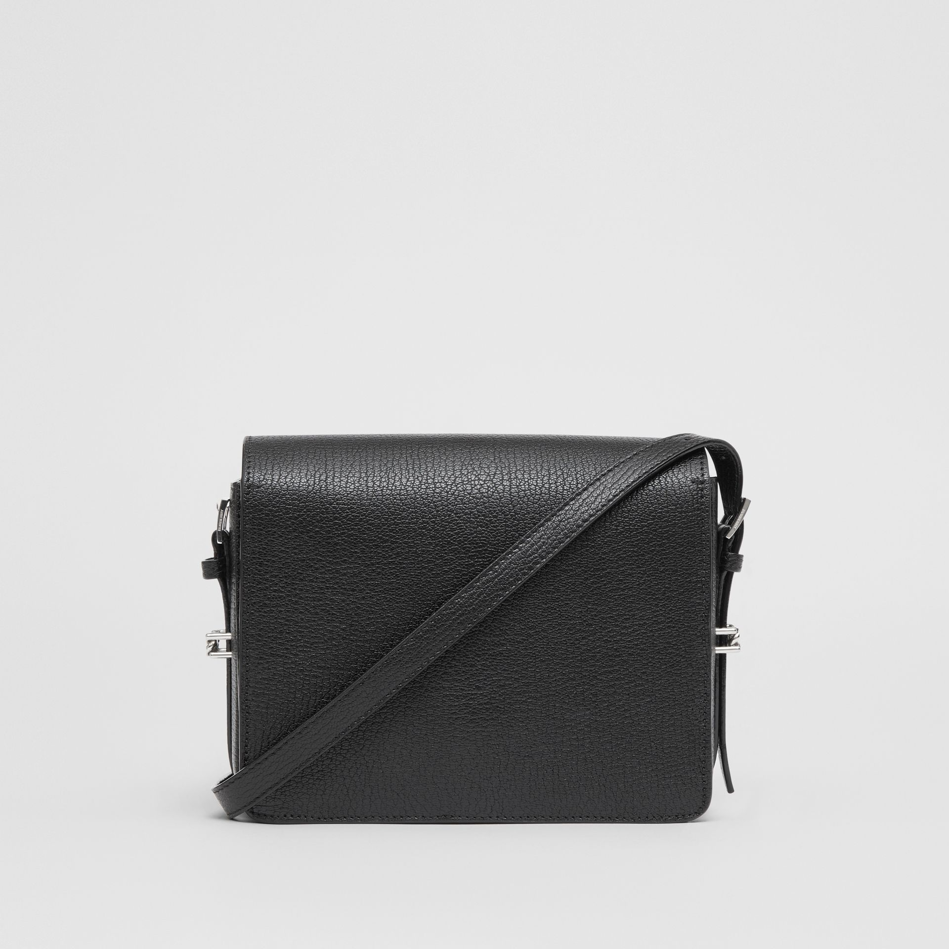Small Leather Grace Bag in Black - Women | Burberry - gallery image 7