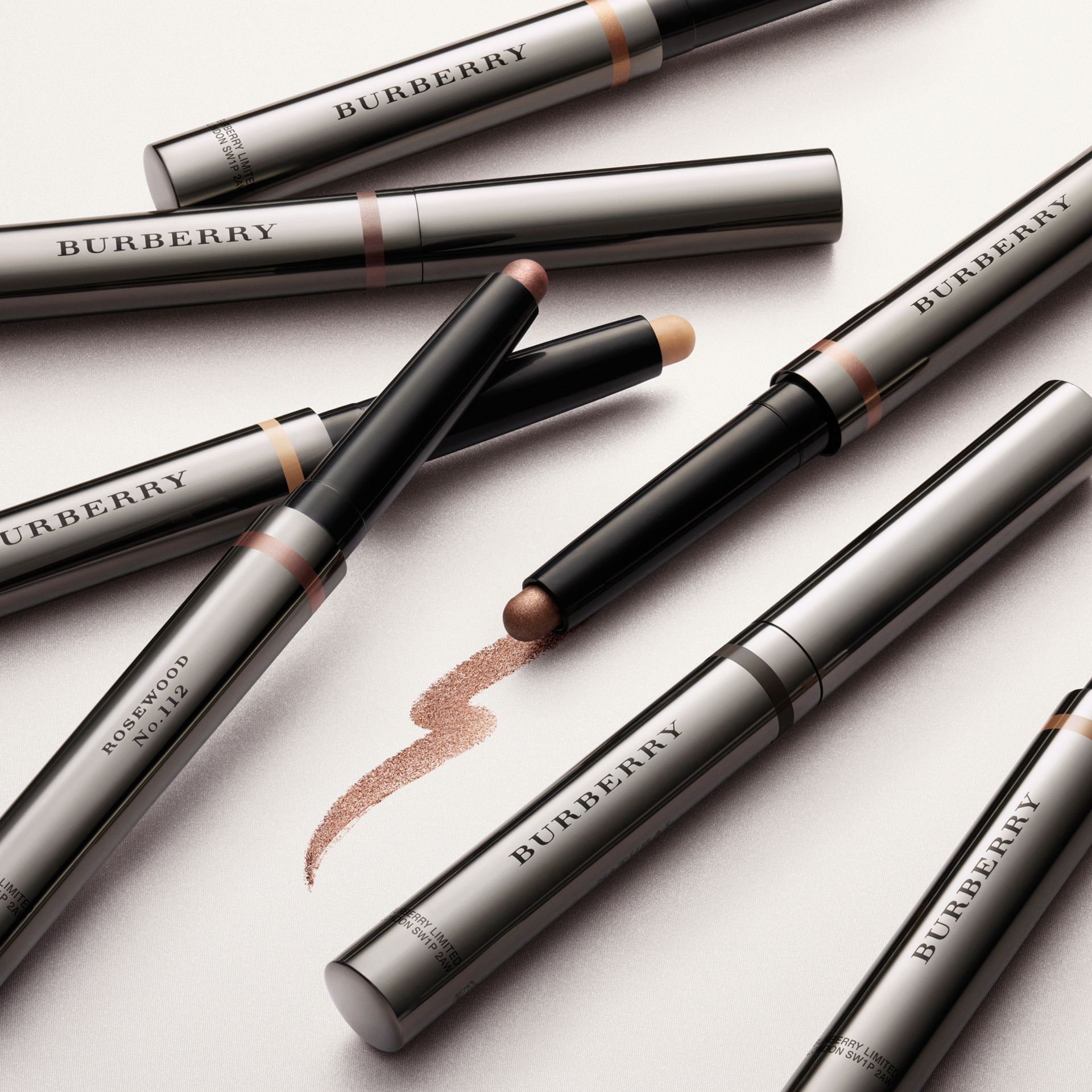 Eye Colour Contour - Smokey Green No.122 - Donna | Burberry - immagine della galleria 2