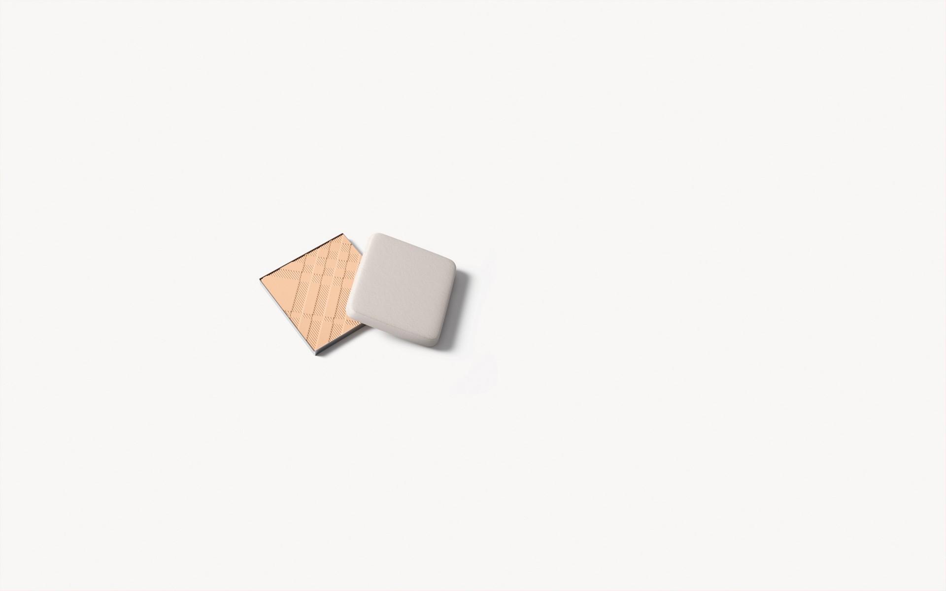 Bright Glow Compact SPF 25 PA +++ Refill – Ochre Nude No.12 - gallery image 3