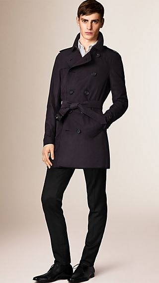 The Sandringham - Trench coat Heritage medio