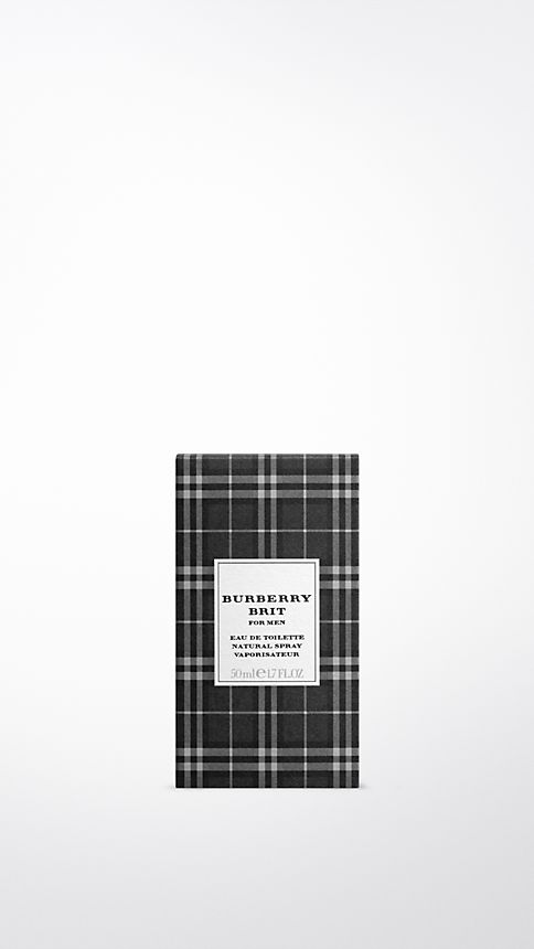 50ml Burberry Brit Eau de Toilette 50ml - Image 2