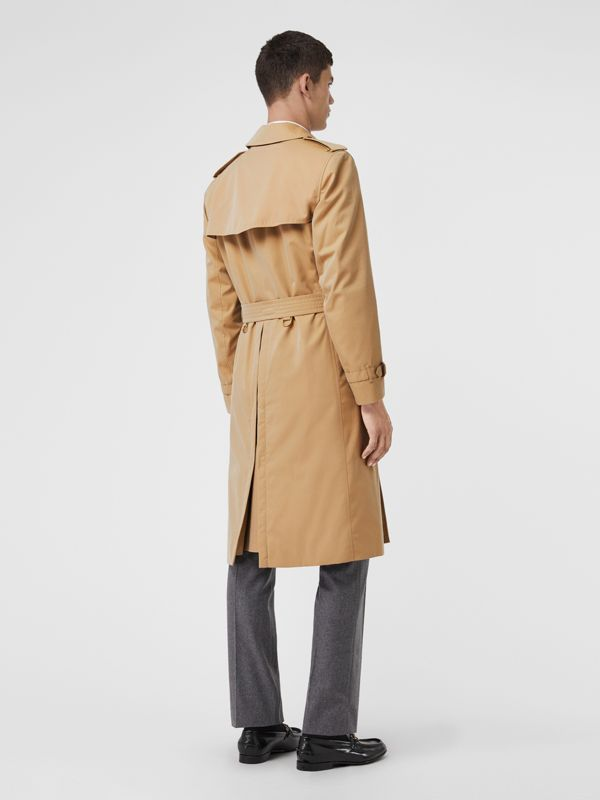 Trench coat Heritage The Kensington lungo (Miele) - Uomo | Burberry - cell image 2
