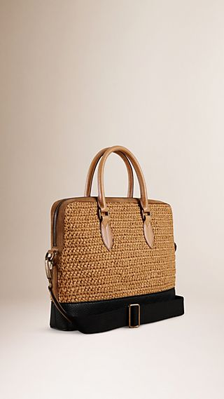 The Barrow in Raffia