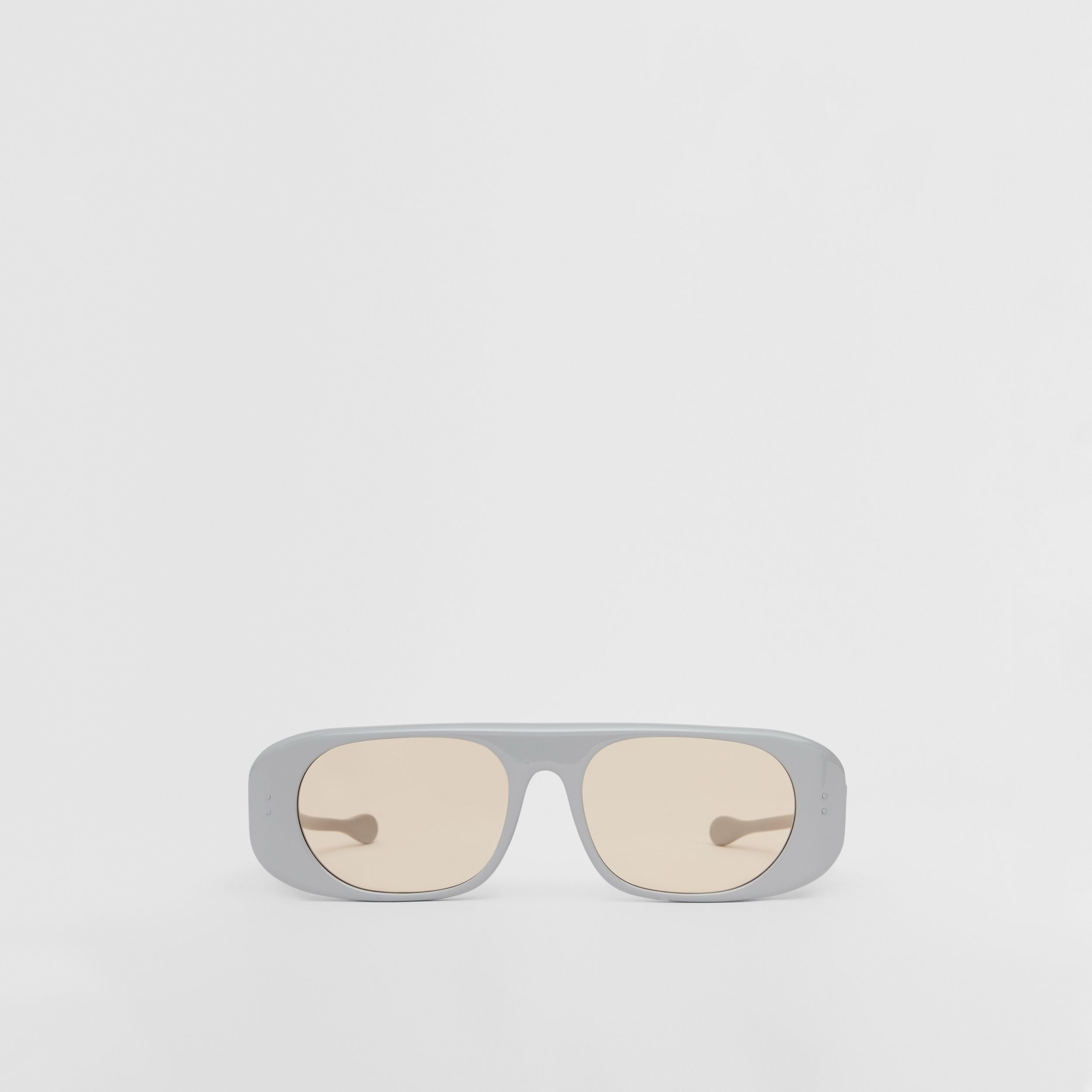 Blake Sunglasses in Grey | Burberry - 1