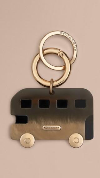 British Icon Key Charm