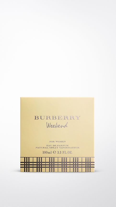 100ml Burberry Weekend Eau de Parfum 100ml - Image 2