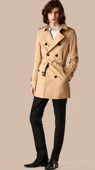 The Chelsea – Trench coat Heritage médio