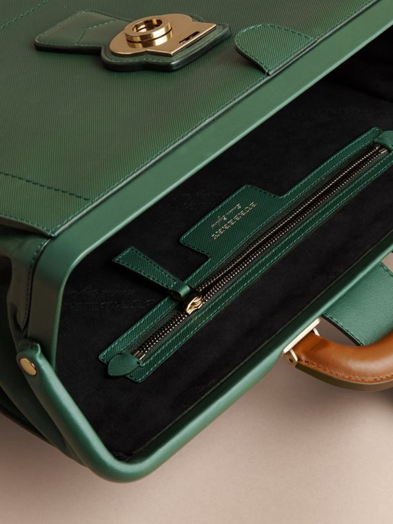 The DK88 Doctor's Bag in Dark Forest Green - Men | Burberry United States - cell image 3