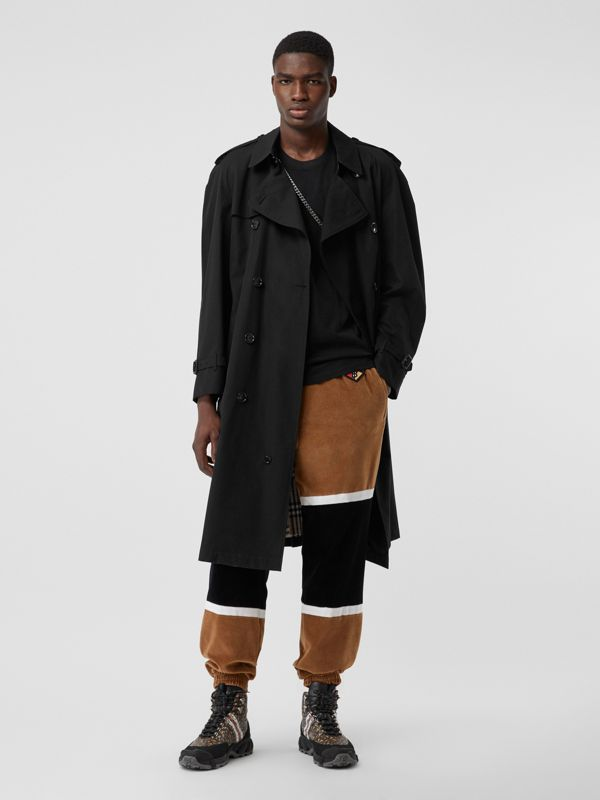 The Westminster – Trench Heritage (Noir) - Homme | Burberry Canada - cell image 2