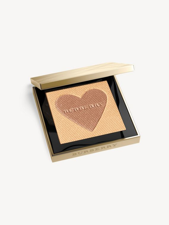 Paleta bronceadora e iluminadora London with Love de edición limitada (Dorado)