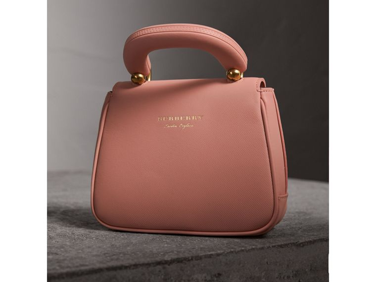The Mini DK88 Top Handle Bag in Ash Rose - Women | Burberry - cell image 4