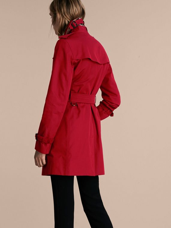 Parade red The Kensington - Trench coat Heritage médio - cell image 2