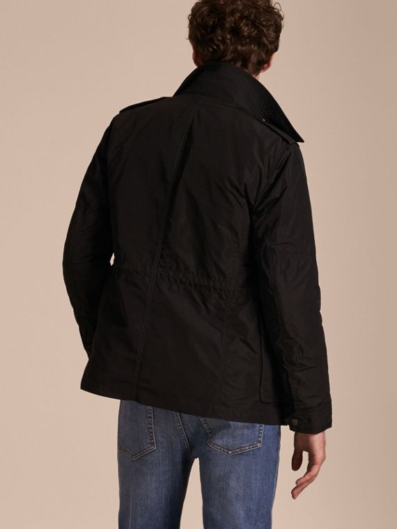 Lightweight Technical Field Jacket with Removable Warmer - cell image 2