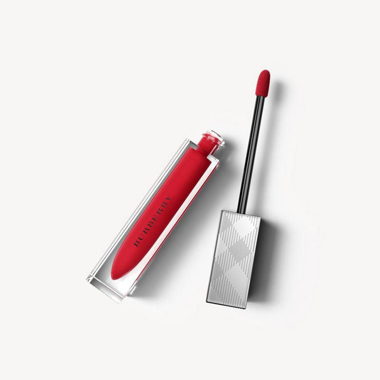 Burberry - Kisses Gloss - Poppy Red No.113 - 1