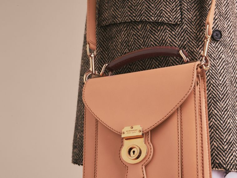 The Small DK88 Satchel with Alligator - cell image 4