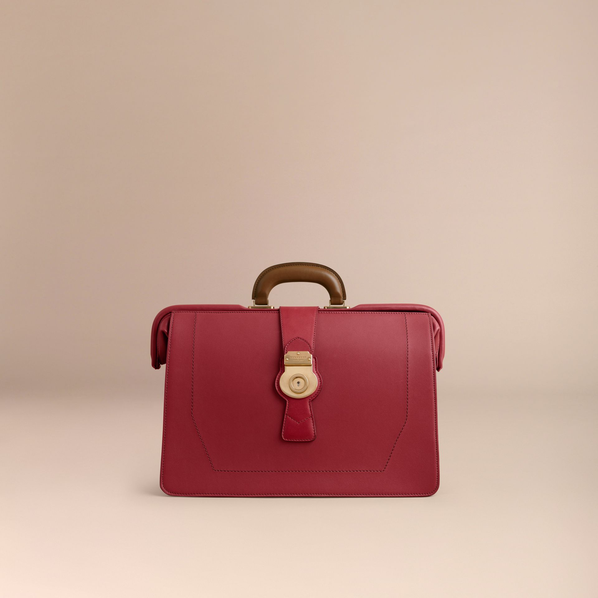 The DK88 Doctor's Bag Antique Red - gallery image 8