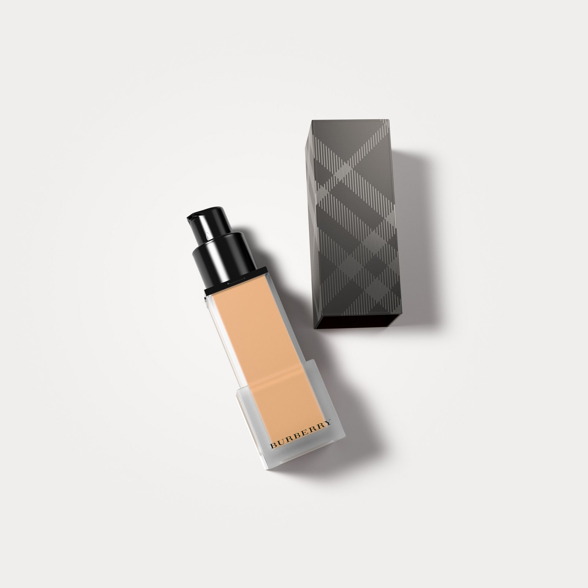 Burberry Cashmere Sunscreen SPF 20 – Camel No.42 - Women | Burberry United States - gallery image 0