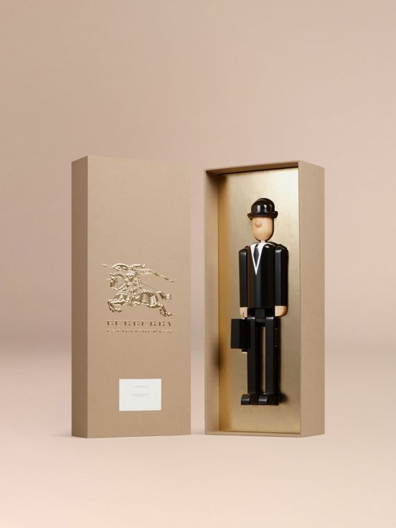 Multicolour The City Gent Limited Edition Wooden Puppet - cell image 2