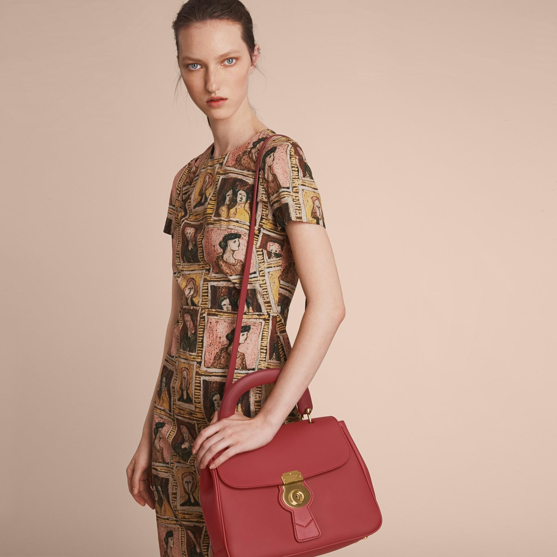 The Medium DK88 Top Handle Bag - gallery image 4
