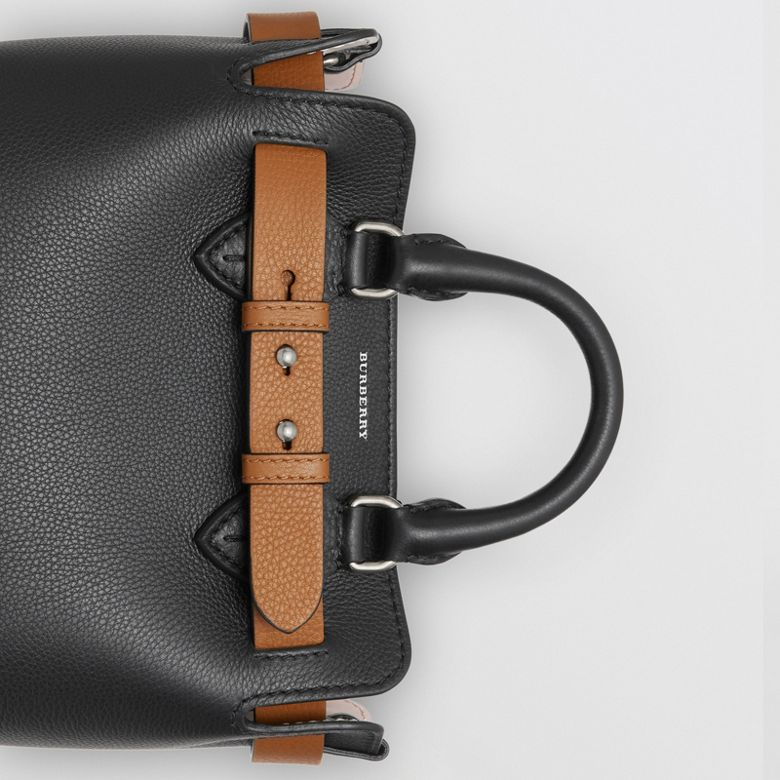 Burberry - Mini sac TheBelt en cuir - 2