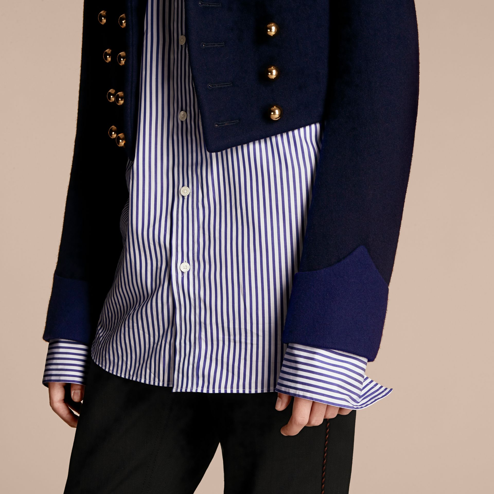 Dark navy The Parade Jacket - gallery image 6