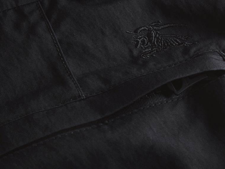 Tailored Swim Shorts in Black - Men | Burberry Canada - cell image 1