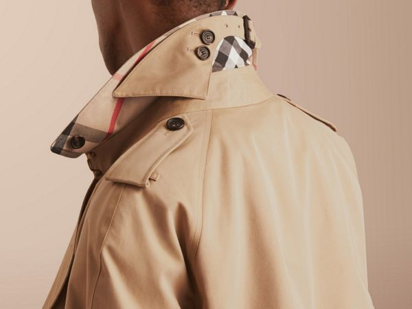 Trench coat da uomo