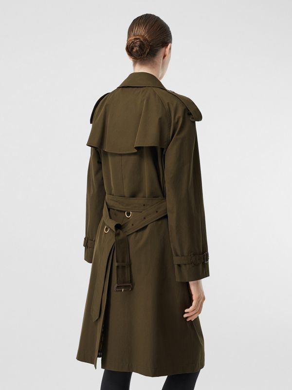 Trench coat Heritage The Westminster (Cachi Militare Scuro) - Donna | Burberry - cell image 2
