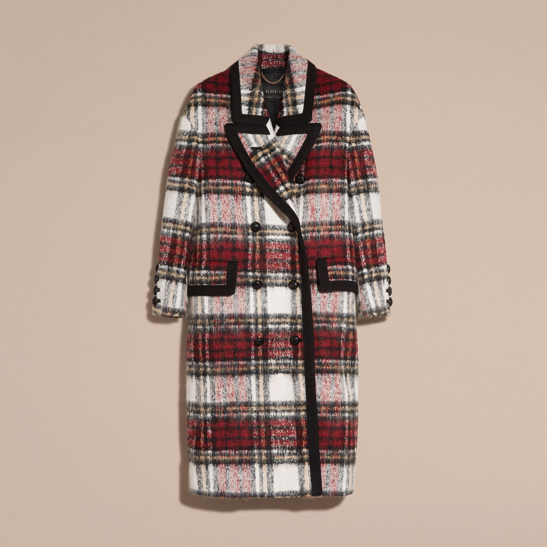 Elderberry The Check Coat - gallery image 4