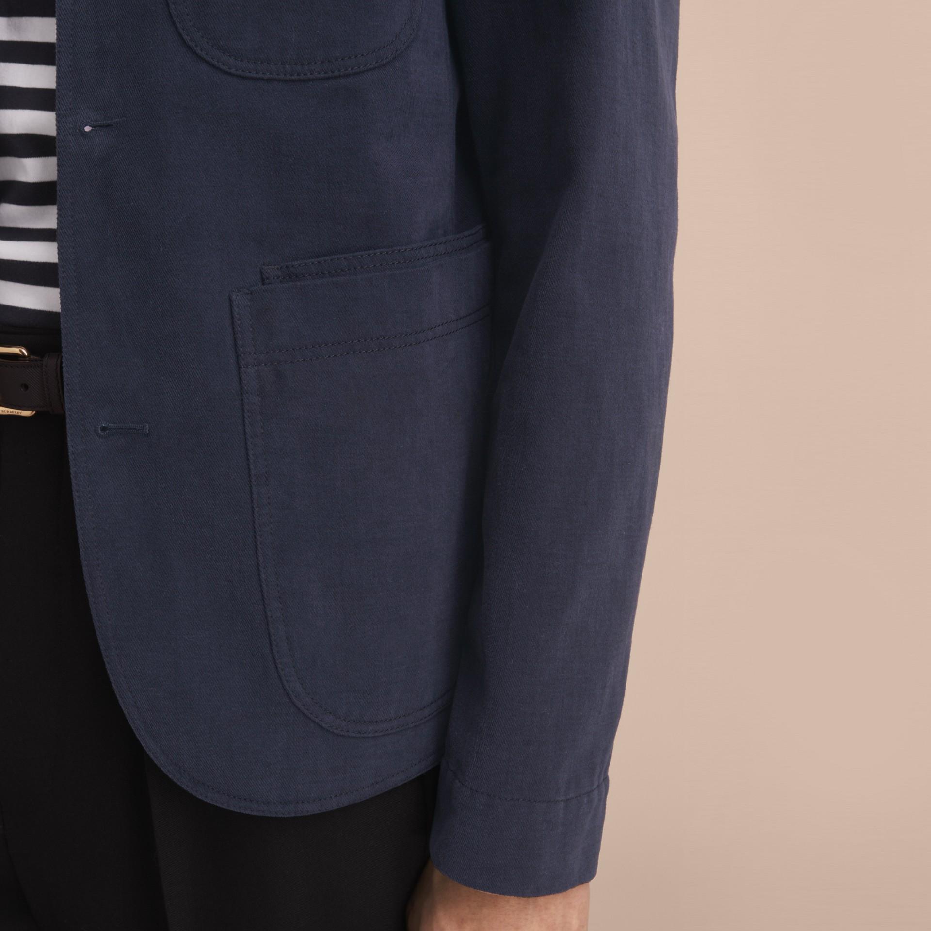 Cotton Workwear Jacket - gallery image 6