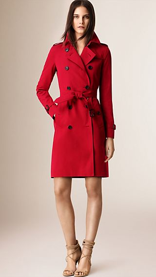 The Kensington - Long Heritage Trench Coat