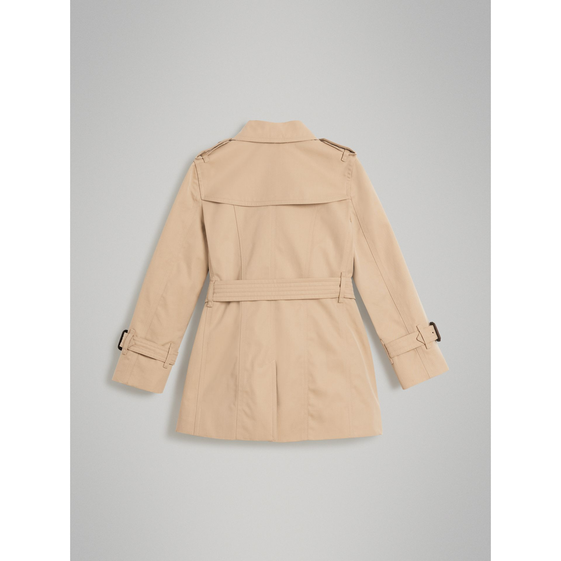 The Sandringham Trench Coat in Honey | Burberry - gallery image 3
