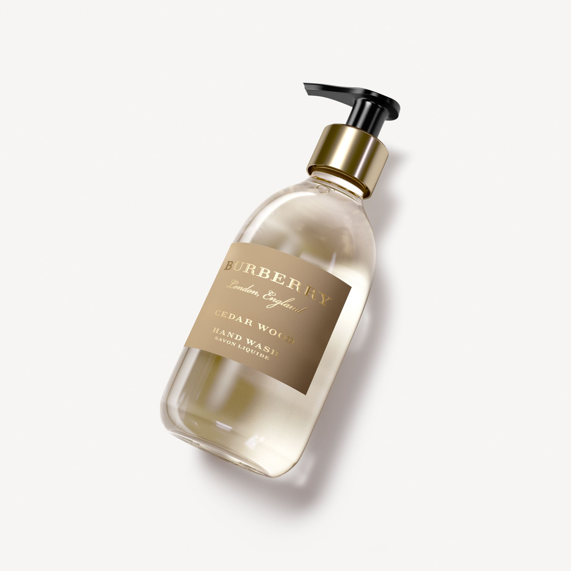 Hand Wash – Cedar Wood 300ml - Women | Burberry - gallery image 1