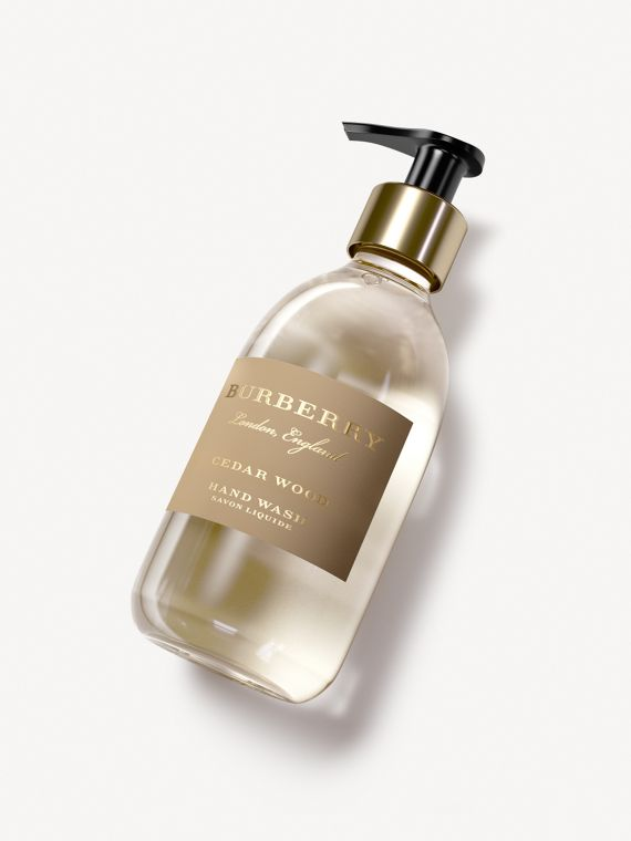 Hand Wash – Cedar Wood 300ml | Burberry Hong Kong