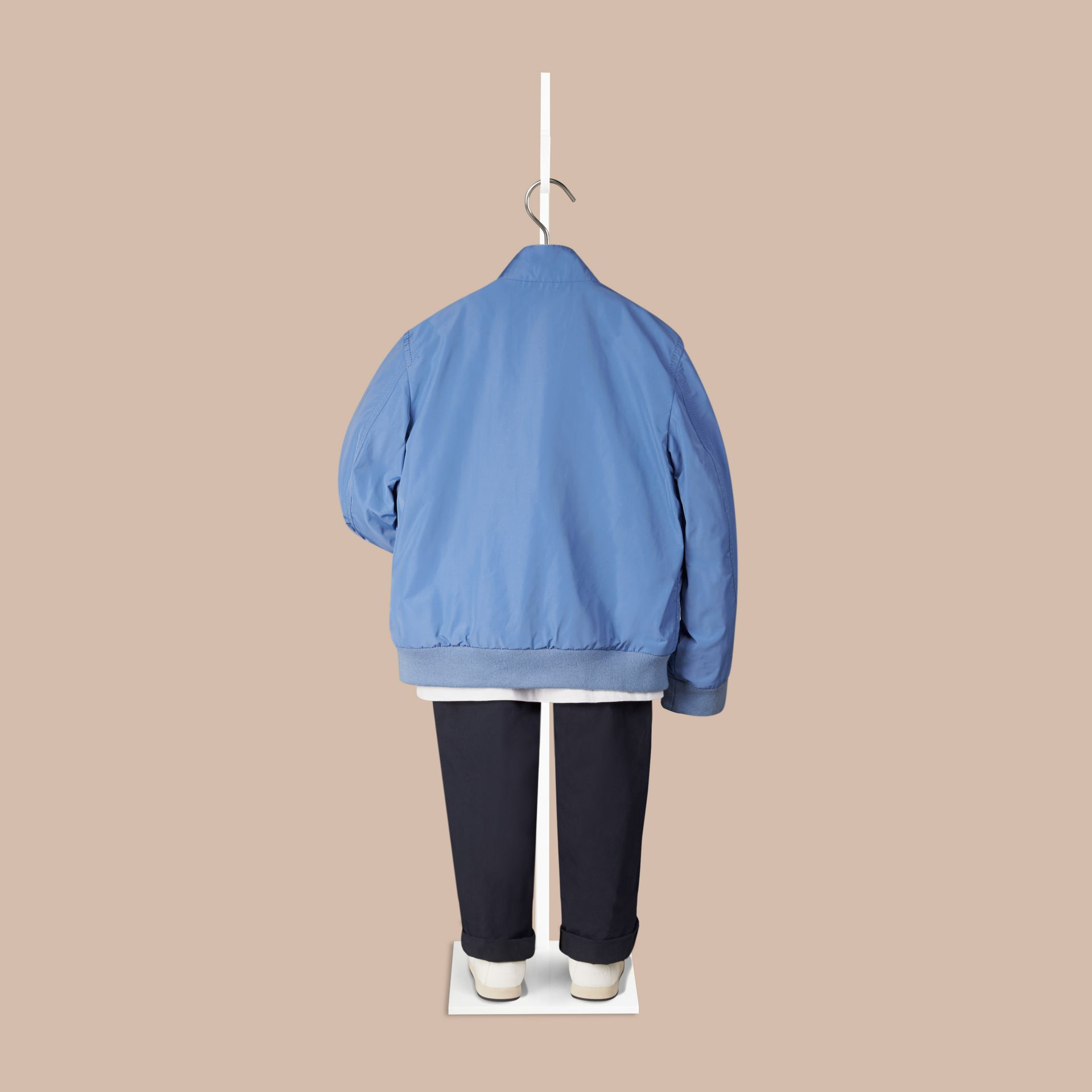 Lupin blue Packaway Lightweight Blouson - gallery image 2