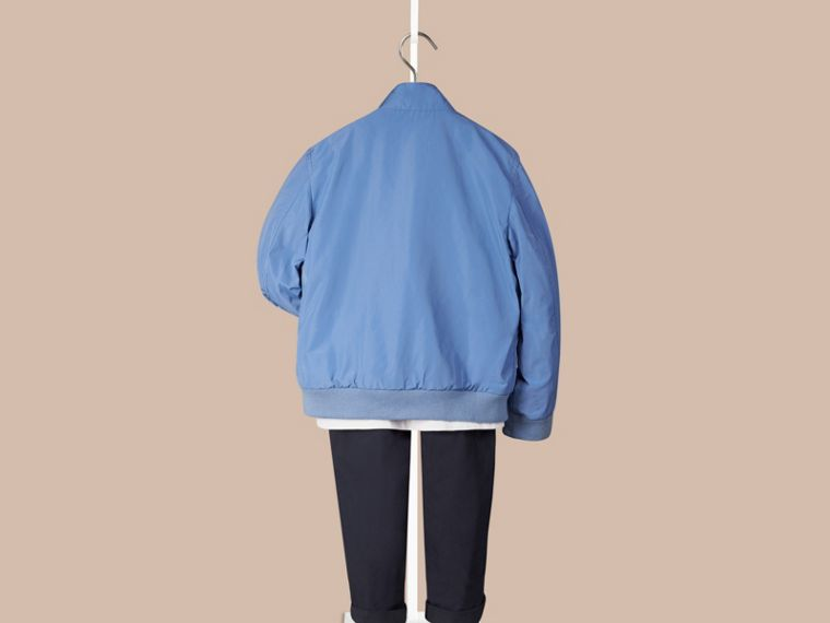 Lupin blue Packaway Lightweight Blouson - cell image 1