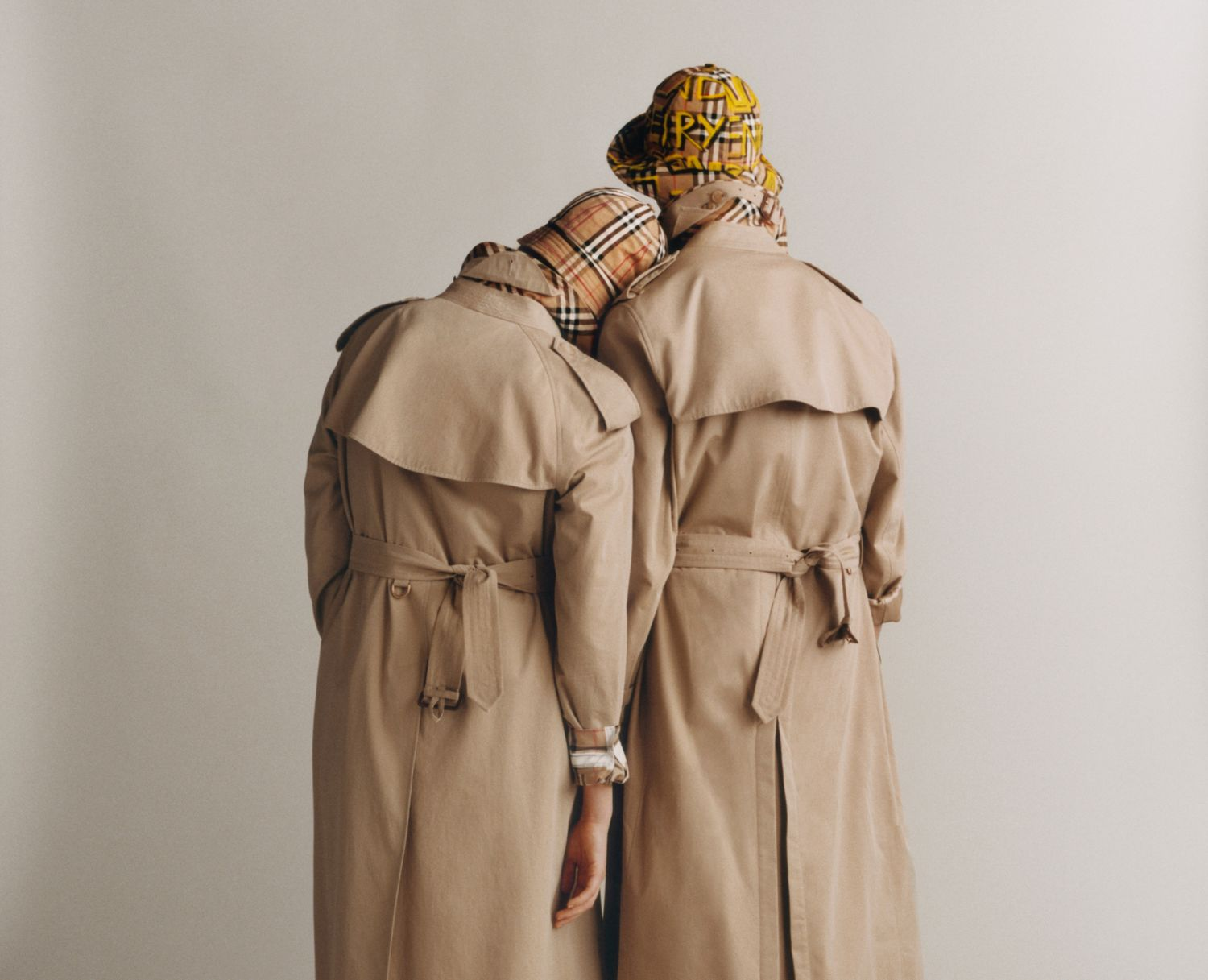 O trench coat Heritage